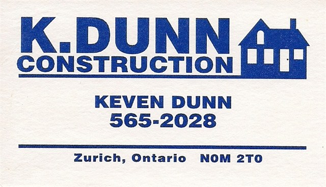 K. Dunn Construction